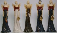 Niepowtarzalne figurki Aniołów- ręcznie wykonane