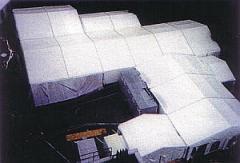 Namioty łączone