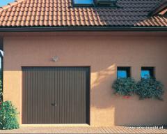 Bramy garażowe uchylne firmy Wiśniowski
