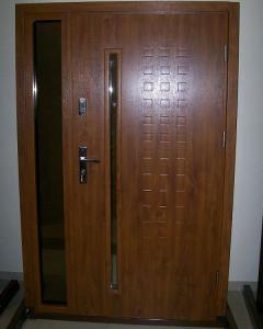 Drzwi zewnętrzne Juwent