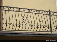 Kute balustrady