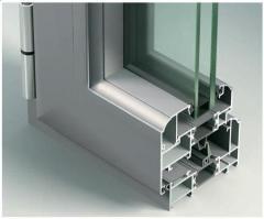 Aluminium - systemy okienno-drzwiowe