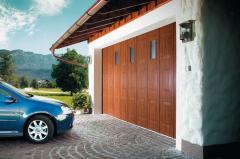 Bramy garażowe TOPCLASSIC ISO