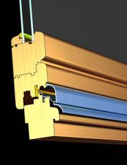 Okna drewniane SoftLine