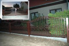 Ogrodzenia matalowe