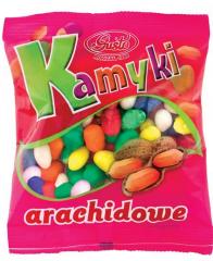 Kolorowe Kamyki Arachidowe