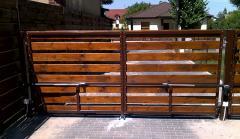 Konstrukcje pod zabudowę z drewna