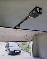 Automatyka do bram garażowych, przemysłowych,