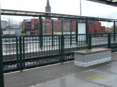 Ogrodzenia palisadowe (standard)