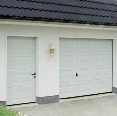 Drzwi boczne do garaży