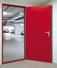 Drzwi przeciwpożarowe EI 60