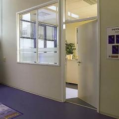 Drzwi wewnętrzne OIT ze stali/drewna