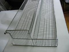 Wyroby metalowe z drutu
