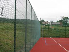 Ogrodzenia boisk sportowych