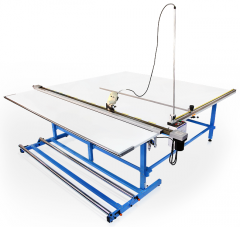 RollMaster XL - cutting table for thick fabrics