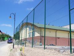 Ogrodzenia boisk system SIGMA