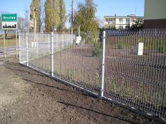 Panele ogrodzeniowe system EKO, OPTIMA, VARIO