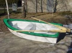 Marion 300, 3 metrowa łódka wiosłowa dla 2-3 osób.