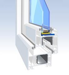 Okna PCV Greenline