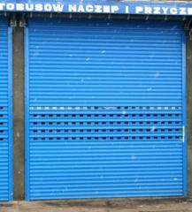 Bramy Garażowe - Rolowane