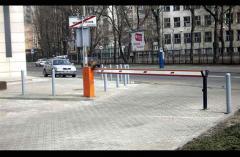Szlabany parkingowe