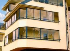 Zabudowa balkonu- zmniejszenie straty ciepła w