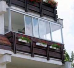Zabudowa balkonu- powiększ swój pokój, lub swoje