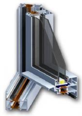 Okna Aluprof MB 60