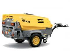 Generatory QAX