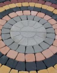 Kostki brukowe CIRCLE-STONE