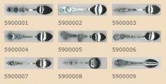 Łyżeczki srebrne