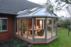 Les jardins d'hiver du verre