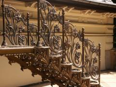 Schody i balustrady