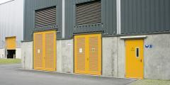 Drzwi wielofunkcyjne firmy Teckentrup
