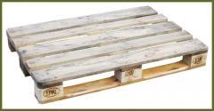 Paleta drewniana EUR EPAL używana