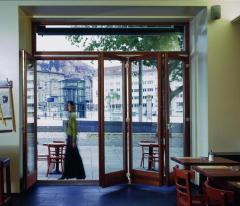 Drzwi Harmonijkowe Patio 6080