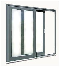 Drzwi balkonowe przesuwne