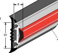 Profile wykonane z aluminium. Kompletna oferta.
