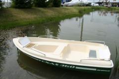 ŁÓDŹ wiosłowo-motorowa Texas(aqualine)360