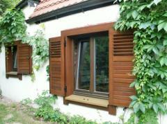 Okna standardowe