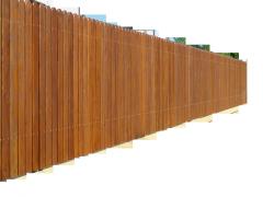 Sztachety ogrodzeniowe drewniane