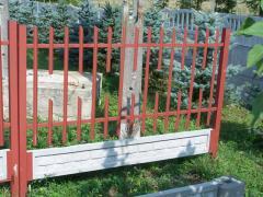 Ogrodzenia metalowe