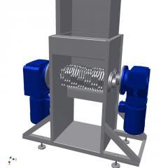 Máquinas de triturar para ossos de animais