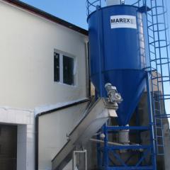 Stacja hignizacji osadu