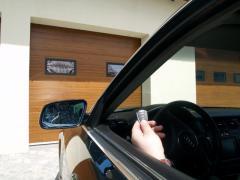 Bramy Garażowe - Segmentowe