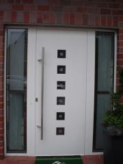 Drzwi Wejściowe Aluminiowa