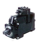 Pompa tłoczkowa osiowa zmiennej wydajności typu