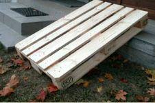 Palety drewniane EUR.