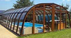 Zadaszenia basenów, przykrycie basenu, oranżerie