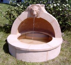 Fontanna - studnia